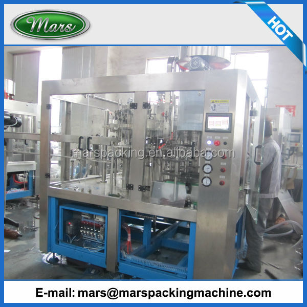 Bottled Mineral Water Manufacturing Plant