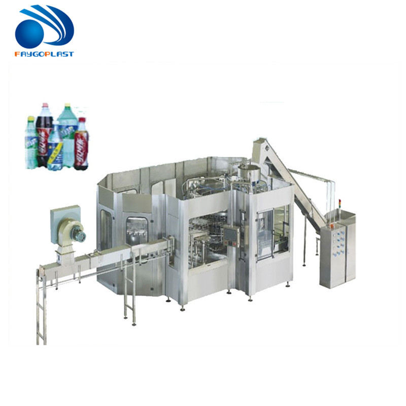 Evian Mineral Water Bottle Filling Plant Machinery Cost