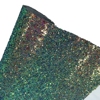 Fashion Multi Color Glitter Pu Leather for Shoes,Glitter Leather for Wallpaper