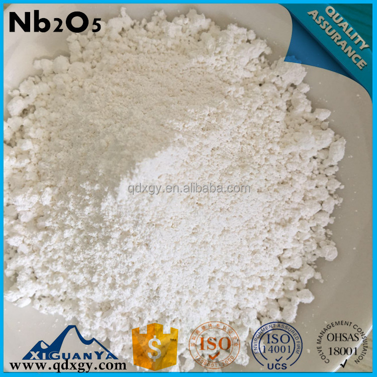 99.9% purity Niobium Pentoxide for Battery Industry