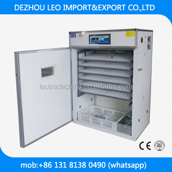 Best selling 1000 egg incubator for chicken for sale