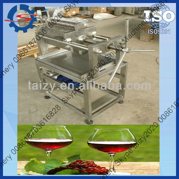 Plate and Frame fruit juice filter/juice wine filter//008618703616828
