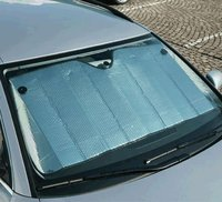 SW 150*70cm Nylon Front Car Sun Shield