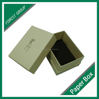 CUSTOMIZED PAPER GIFT BOX SINGLE WATCH BOXES GIFT WITH INSERTS