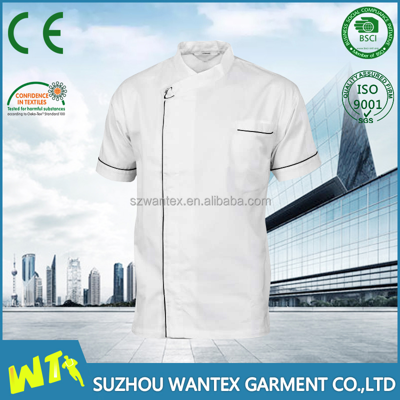 chef cook clothes uniform for men