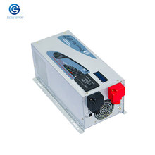 1KW to 3KW 12v 24v 48v dc ac low frequency mppt pv solar power inverter with solar charger