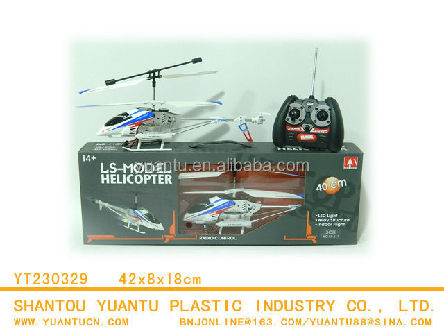 new Product small 16.5CM 4.5CH 2.4G 4-Axis Ufo Aircraft RC Quadcopter With light for teenager