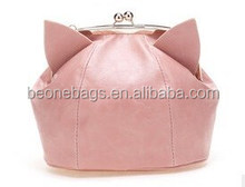 Alibaba Wholesale Girls Purses Pink Cute Mini Coin Purse Cheap Things in China