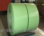 PPGI/Color coated steel coil/ prepainted galvanized steel coil ENOUGH ZINC LOWEST PRICE HIGH QUALITY for korea