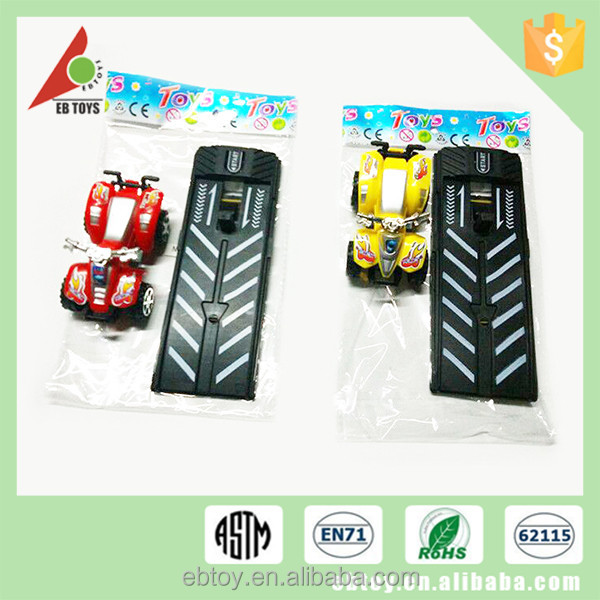 Low price kids plastic hand toys mini motorcycle toy for children