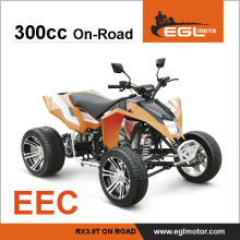 EEC Approval 300cc 2 Person Road Atv Legal on Street