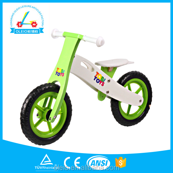 Toddler's bike factory / run bike / sports bike car ride on