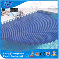 Anti-UV,good quality solid safety cover for outside swimming pool