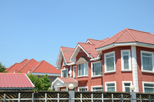 New Products Manufacturer Wholsale Construction Corrugated Shape Roof Tiles Romanic With Free Samples