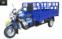 Ghana Motor King Super Cross Apsonic Reliable Pickup Cargo Three Wheel Motorcycle