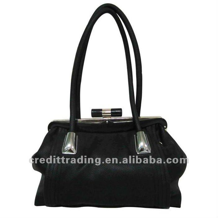 Lovely long belts high quality PU handbag