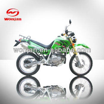 Hot selling motorcycle dirt bike motorcycle(WJ250GY)