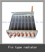 Microwave oil cooling power radiator