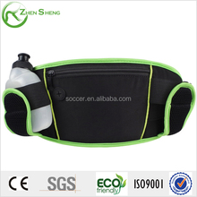 ZHENSHENG mini sport elastic waist bag for ipad