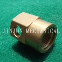 CNC Machining Best Price Brass Flange