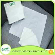 Clarity pack cheap and soft brand name soft serviette paper napkin