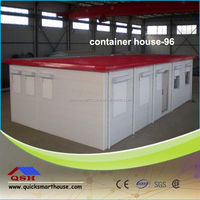 well-designed prefabricated movable container house