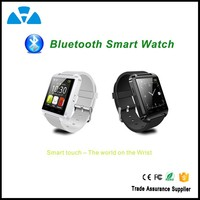Android 4.0 smart sport watch mobile