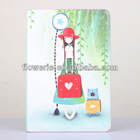 FL2882 2013 Guangzhou new arrival cartoon character phone case for ipad mini