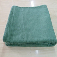 Multi purpose antibacterial car kitchen floor furniture microfiber cleaning cloth