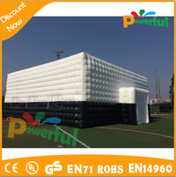 Giant outdoor big inflatable tent