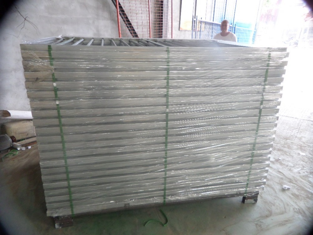 hot dipped galvanized Safety Removable Portable Folding Temporary Swimming Pool Fence