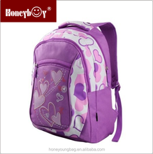 high quality custom printed kids backpack and school bags manufacturer