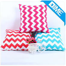 Fashion Waved Stripes Cushion Throw Pillow Case For Decoration