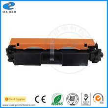 Factory wholesale compatible laser toner cartridge CF217A CF217 for HP laser printer