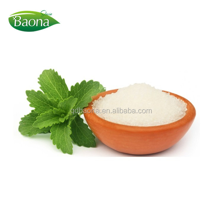 Food grade sugar price stevia powder stevioside 95% in cold drinks additives