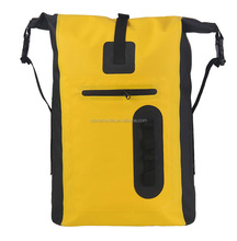 Outdoor Sports High Quality 500D pvc Tarpulin Ocean Pack Waterproof Dry Bag With Should Strap