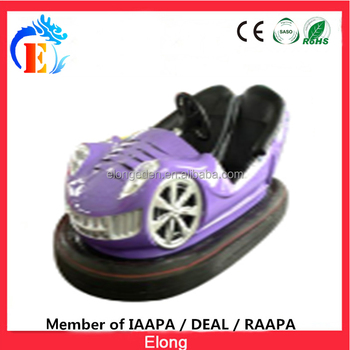 Elong hot sale bumper car for amusement, floor bumper car