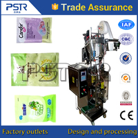 2% Discount Price Back Seal Dirt Packing Machine