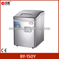 bullet shape commercial use ice making machine