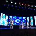 Niyakr New Products 2015 Light Weight Easy Easy Installation Tv Show Background Rental Led Video Wall Screen P6