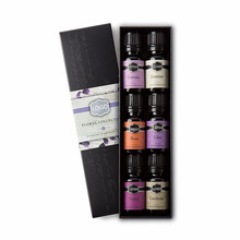 Wholesale 100% Natural Floral Set of 6 Premium Grade Fragrance Aromatherapy Oils
