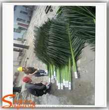 China Supplier Manufacture Artificial Palm Tree Leaves Coconut Leaves for Decoration