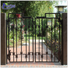 Modern family use antique wrought iron fence NTIF-041Y