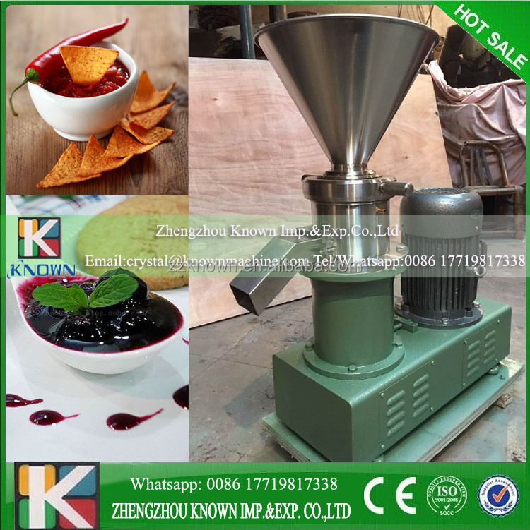 Penut Butter Grinding Machine/ Tahini Grinding Mill/ Almond Colloid Grinder