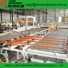 LVJOE Full Automatic PVC Gypsum Board Lamination Machine