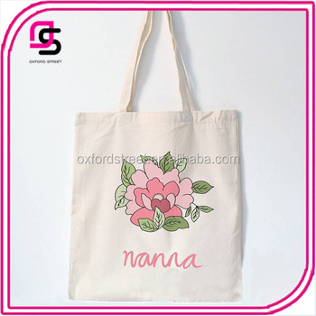 Cheap Popular Selling Eco Friendly Cotton Shopping Canvas Tote Bag
