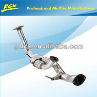 car auto aluminized steel OEM muffler