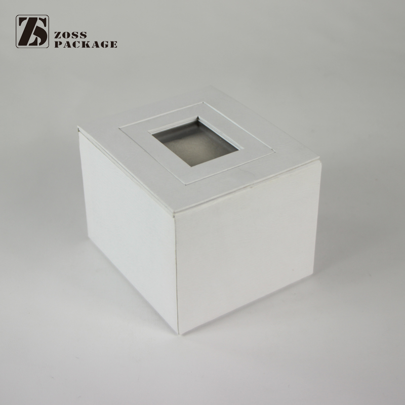 China Custom elegant paper watch display case