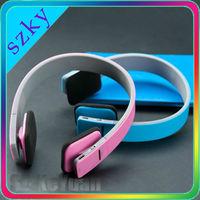 High Quality Wireless Stereo Audio Bluetooth Headphone Wireless Bluetooth Headphone