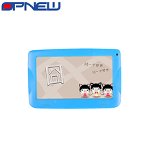 "7"" mini tablet pc for kids with google play store for playing games"